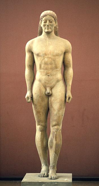 arkaisk skulptur